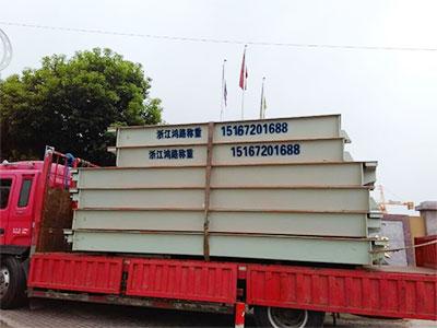 150吨地磅/电子汽车衡